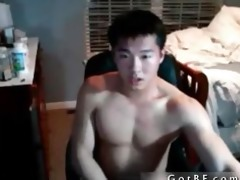chinese guy rubbing one off for part1