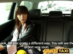 faketaxi japanese tourist receives her