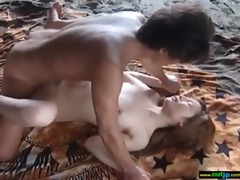 outdoor perverted japanese hotty acquire screwed