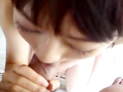 korean pleasing gal great oral stimulation