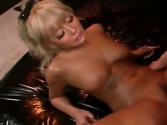 golden-haired japanese doxy fucking weenie