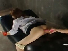 ingratiatingly sexy anal asian fisting