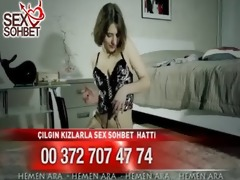 turkish hotty fingering herself