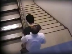 stairwell fuck (japan)