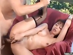 squirting diva sustained climax teats are hard up