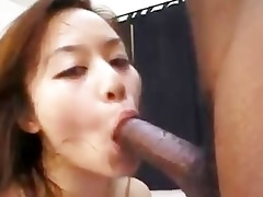 she can that is dark dick in her
