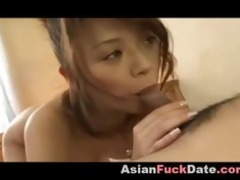 cum inside japanese youthful cookie