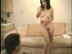 horny oriental working hotty acquires humped