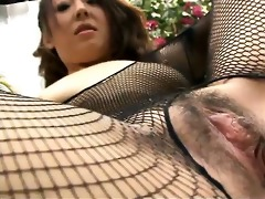 large titty ruhime maiori rips her bodysuit open