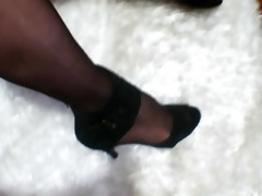 turkish crossdresser buse naz arican foot fetish