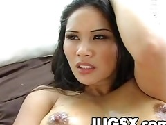 breasty oriental jessica bangkok acquires anal