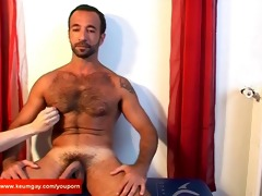 full video: kamel, a hot 44 y.o sport arab chap