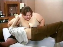 oriental big beautiful woman