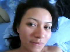 thai cumslut girlfriends fast facial