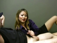 favourable employee acquires a cook jerking from