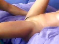 hawt oriental lily thai bed fucking