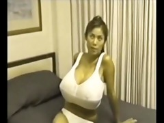 greatly breasty oriental whore teases your pecker