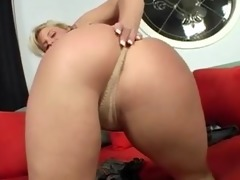 mamma and step-daughter stripping and fucking