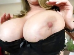 kd - fur coat bj titfuck