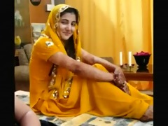 handsome pakistani hijab lewd sweethearts talking