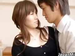breasty japanese wife nanako mori acquires part1