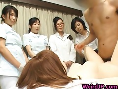 oriental male hospital workers part8