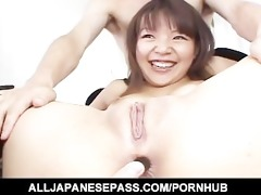 saki ogasawaras taut gazoo filled with rubber