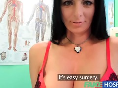 fakehospital busty hot mother i acquires screwed