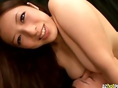 azhotporn.com - asian dominatrix titty fucking