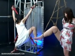 extraordinary japanese bdsm sex - kaho and ayumi