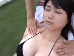 lovely breasty oriental playgirl massage - who is