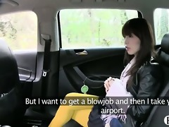 japanese tourist receives in the wrong taxi and