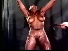 classic harem beauty whipping