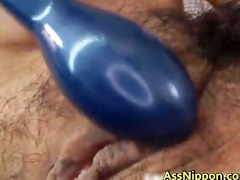 curly vagina and taut asshole screwed part11