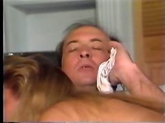 sexy oriental schoolgirl being drilled by an aged