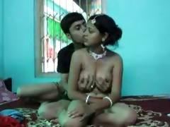 desi newly married juvenile wife getting fucked