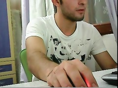 chatroulette str mmf feet - turkish guy