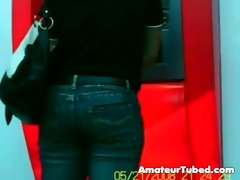 filipina pinay hawt oriental taut jeans candid