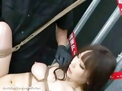 japanese bondage sex - the torture of kaho and