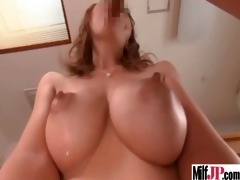 breasty floozy japanese mother i drilled hard