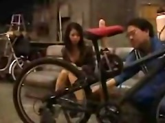 japanese - bicycle training learning to ride