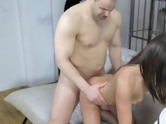 arab female-dom makes her arab slaves into