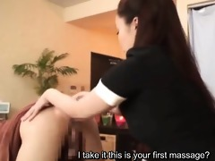 subtitled cfnm japanese mother i anal massage