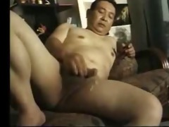 japanese mature man